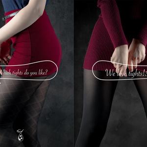 【写真集】タイツフェチ「We LOVE tights!3」