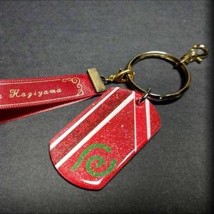 東方デザインタグプレート【鍵山 雛】