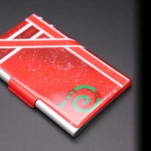 東方デザインカードケース/名刺ケース【鍵山雛】(塗装品)