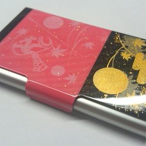 東方デザインカードケース/名刺ケース【少名 針妙丸】(塗装品)