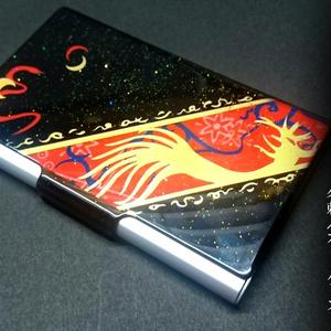 東方デザインカードケース/名刺ケース【純狐】(塗装品)