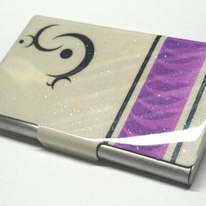 東方デザインカードケース/名刺ケース【稀神 サグメ】(塗装品)