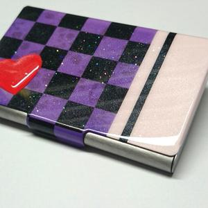 東方デザインカードケース/名刺ケース【姫海棠 はたて】(塗装品)