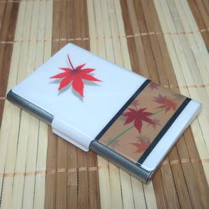 東方デザインカードケース/名刺ケース【射命丸 文】(塗装品)