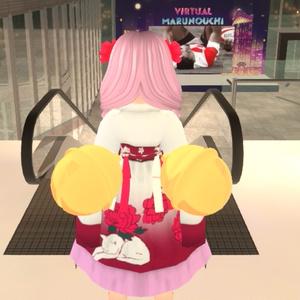[3Dモデル]猫牡丹(ねこぼたん)