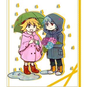 ぷよぷよポストカード