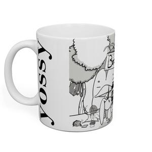 yossyオリジナル マグカップ