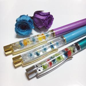 数量限定◆2本セット ハーバリウムボールペン