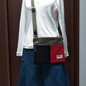 刀剣男士カラ―サコッシュ~御手杵カラー