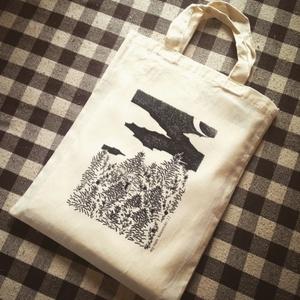 迷子の森トートバッグ