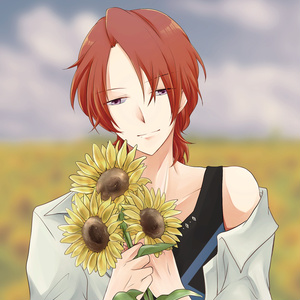 太陽の花束