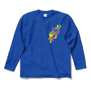 いのちのみなもと1 ロングスリーブTシャツ ブルー