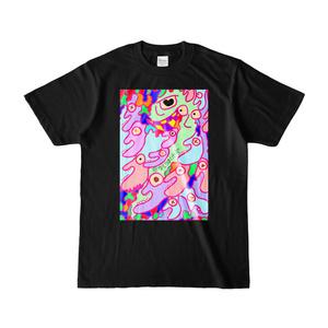 涙の意味 黒Tシャツ