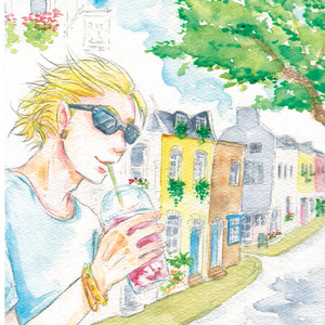 HOME TOWNS(ポスカセット)