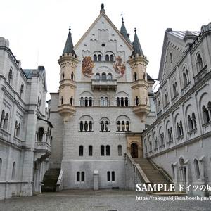 ドイツの城・街素材集 【分割販売】-第1パート-
