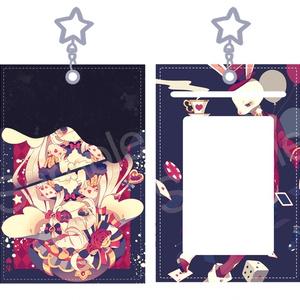 【2/21通販開始予定】トランプパスケース/YUMETEN2