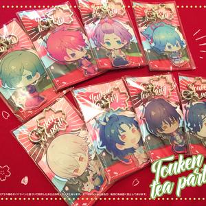 【購入制限あり】TOUKEN tea party【8月上旬発送予定】
