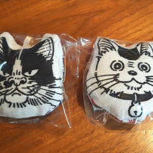 『私という猫』ハナポンクッションキーホルダー