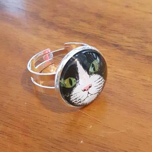 『私という猫』トイリング 指輪