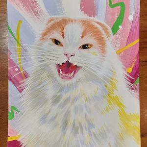 【オーダー】猫・犬【フルアナログ】