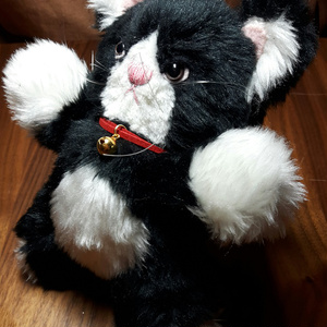 ネコ少年3号 ぬいぐるみ