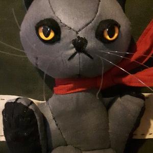 黒猫ククのショルダートート