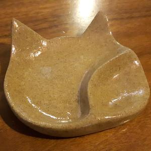【食器】猫の箸置き小皿