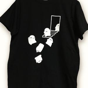 とりらしきTシャツ(黒)