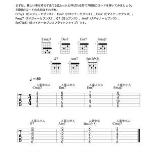 【無料】ギターコードの基礎が30分でわかる!