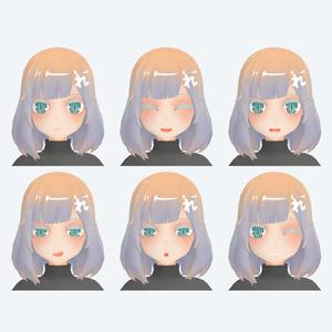 オリジナル3Dモデル「レオパの子」
