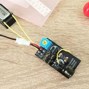 N ゲージ用 Bluetooth スピーカー基板 ver. 1