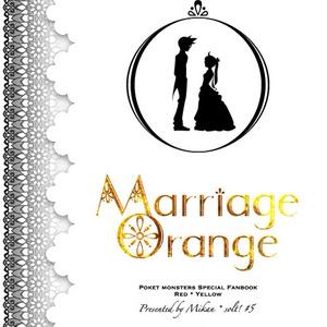 【匿名配送版】Marriage Orange