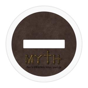 創作『MYTH』ライカ アクリルフィギュア