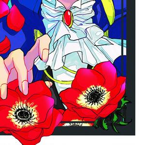 水彩メディウム中毒症 キャラクターブック