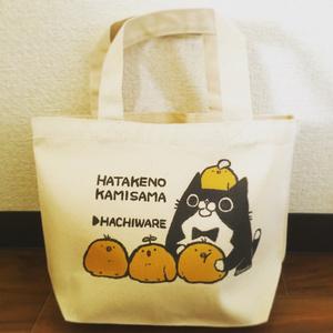 トートバッグ(ハチワレ)