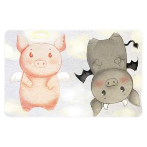 豚の悪魔と天使
