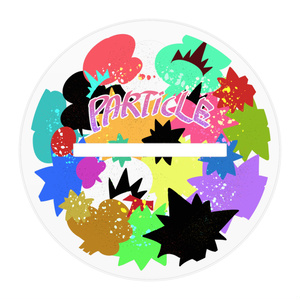 PARTiCLEsアクリルフィギュア#1