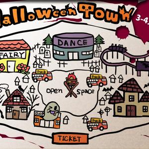 CoCシナリオ「Halloween town」