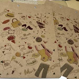 並木芽衣子イメージウッドボード