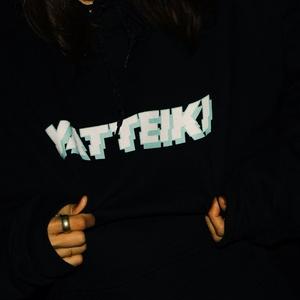 YATTEIKI パーカー (Black)