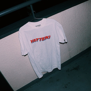 YATTEIKI Tシャツ
