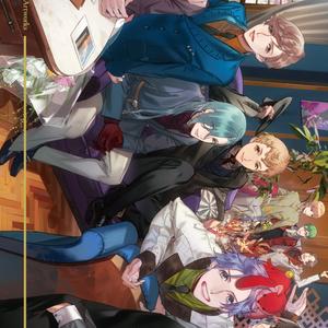 【画集のみ】カズアキ画集 Kazuaki game artworks