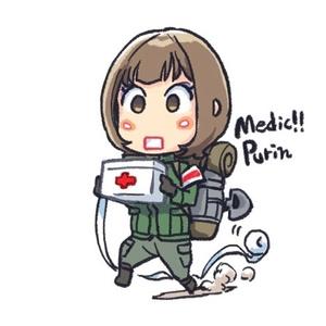 Medic!!ぷりんアクリルグッズ