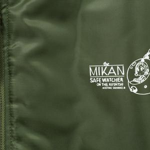 スタッフジャンパーみかんMK-1