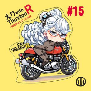 バイクステッカー6種