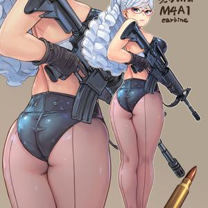 武装乙女アクリルフィギュア