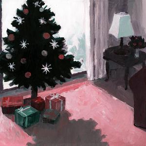 クリスマスの部屋 / room