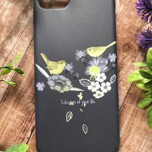 【iPhone7/8】鶯丸 ハードケース