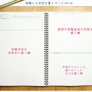 体験日記(Experience Diary)
