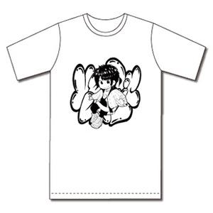 グラフィックTシャツ(M / WHITE)